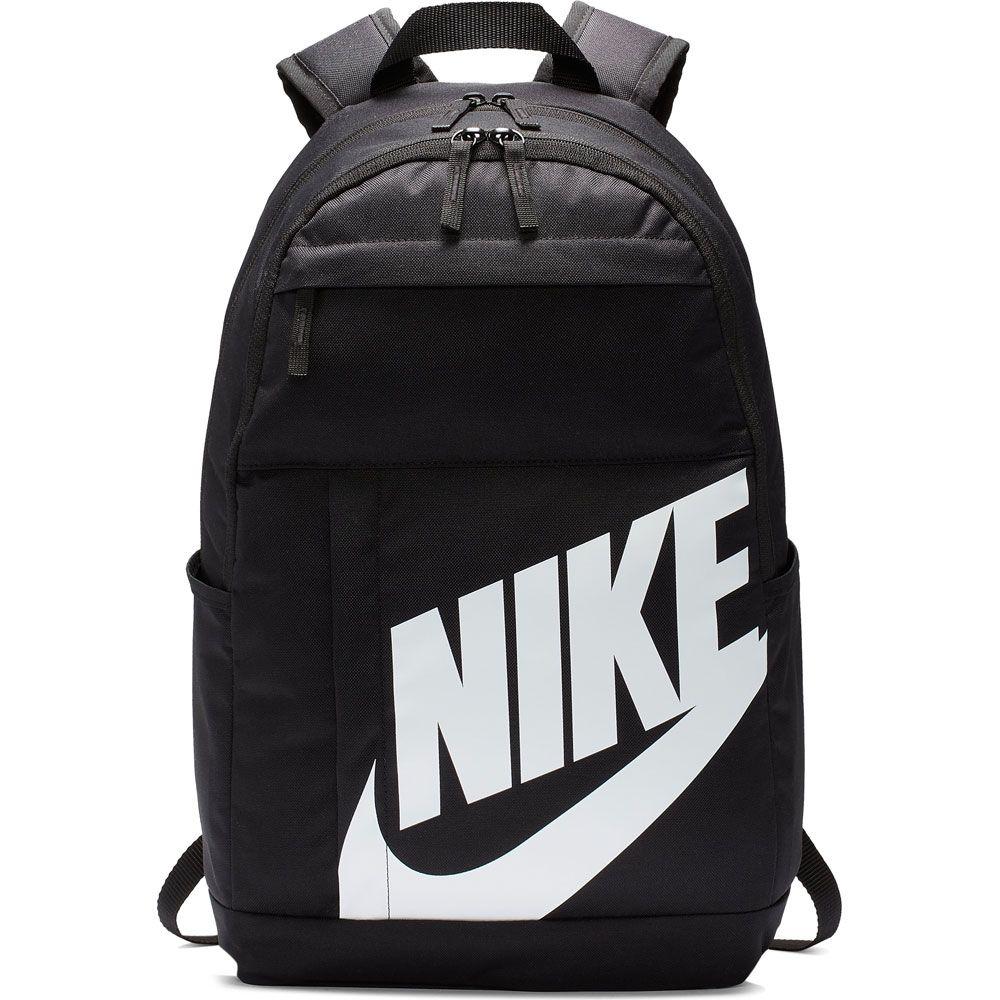 Nike Elemental 2.0 Rucksack schwarz weiß