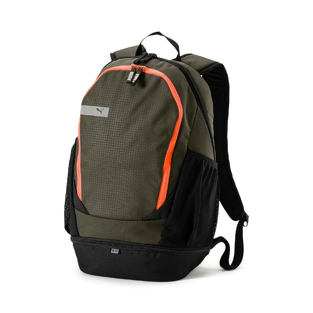 f1a442cd712ab Puma - Vibe Backpack forest night at Sport Bittl Shop