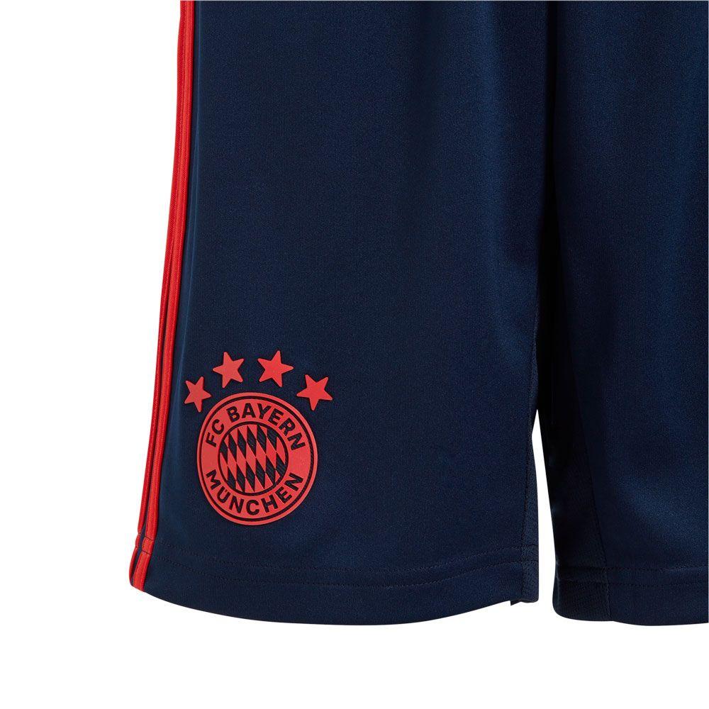 adidas FC Bayern CL Shorts 1920 Kids collegiate navy