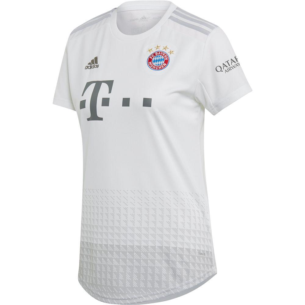 FC Bayern Away Trikot 19/20 Damen weiß