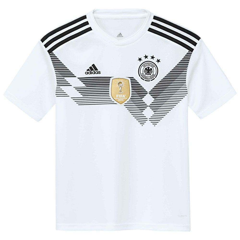 adidas dfb home trikot wm 2018 kinder wei kaufen im sport bittl shop. Black Bedroom Furniture Sets. Home Design Ideas