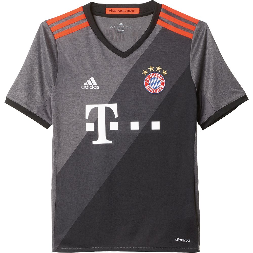 7f2ed46fb adidas - FC Bayern away jersey 16 17 kids grey at Sport Bittl Shop