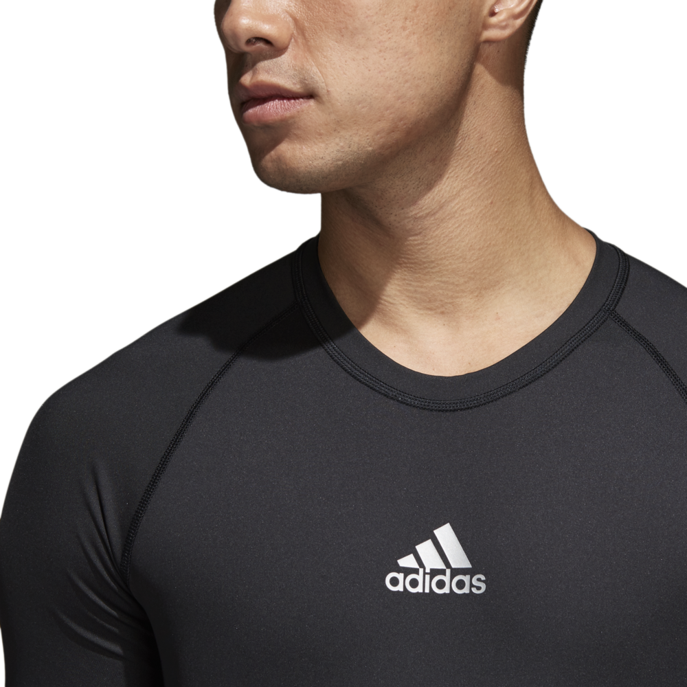 adidas Herren Shirt ALPHASKIN Short Sleeve