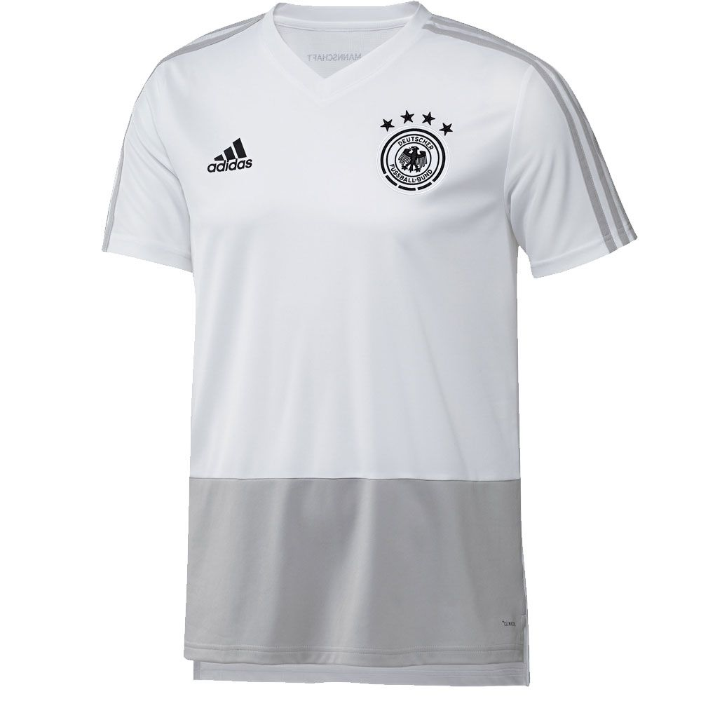 3dca4fa24 adidas - DFB Training Jersey World Cup 2018 Men white at Sport Bittl ...