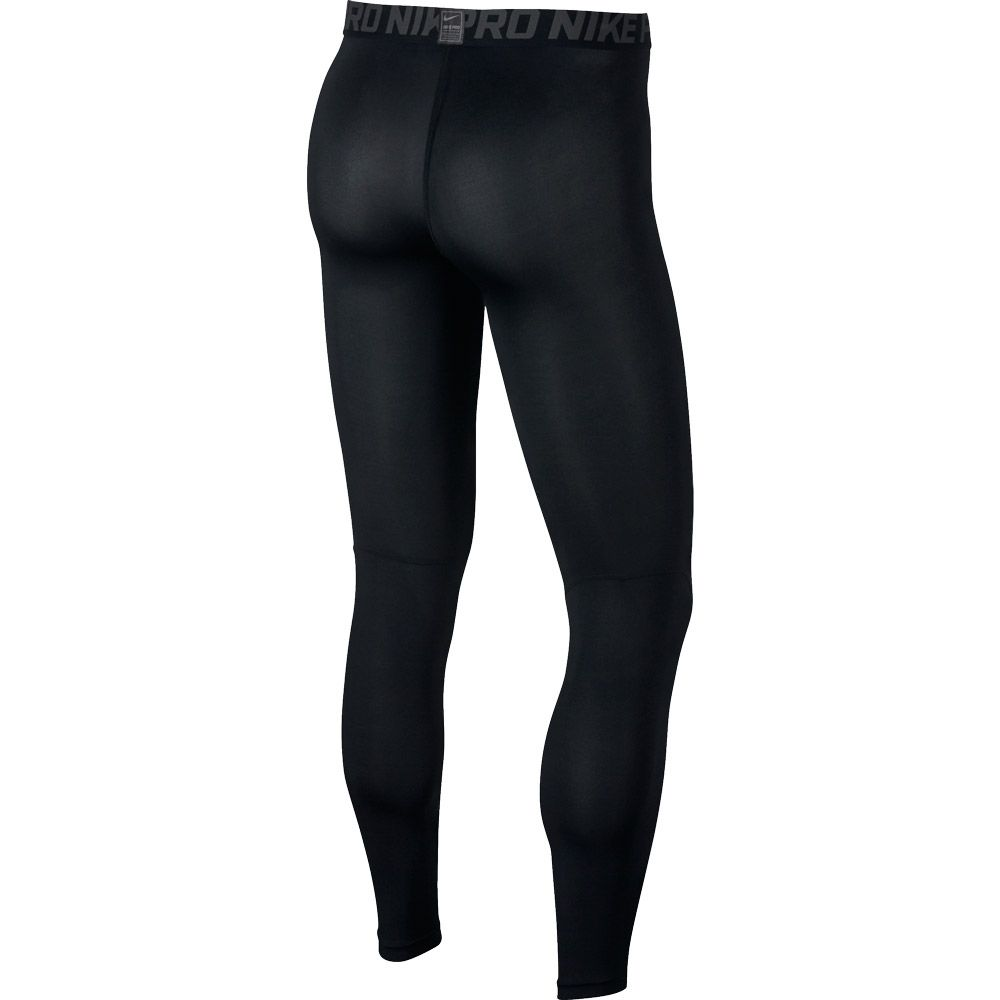 Pro Tights Men black anthracite white