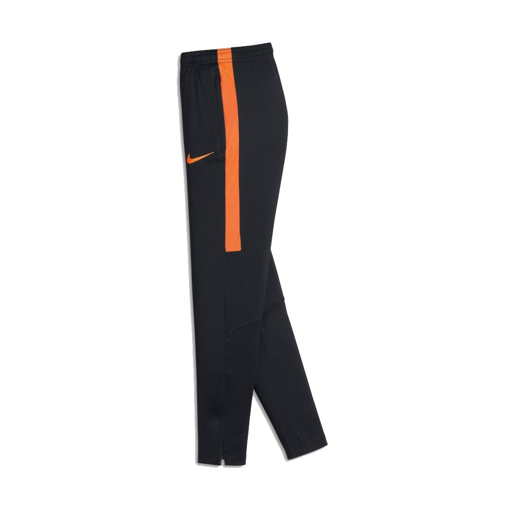 1c6e8add16d Nike - Dri-FIT Academy Football Pants Kids black orange at Sport ...