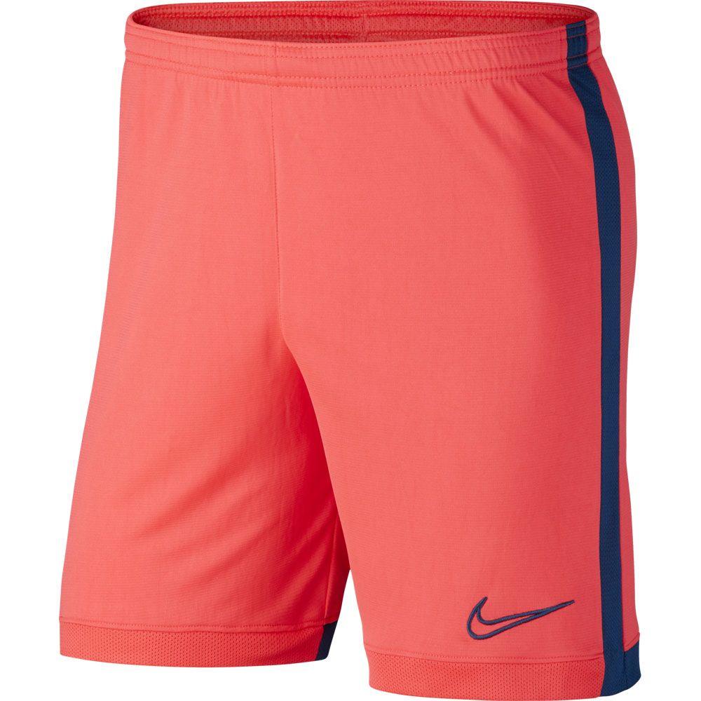 Nike Dri FIT Academy Fußball Shorts Herren laser crimson valerian blue