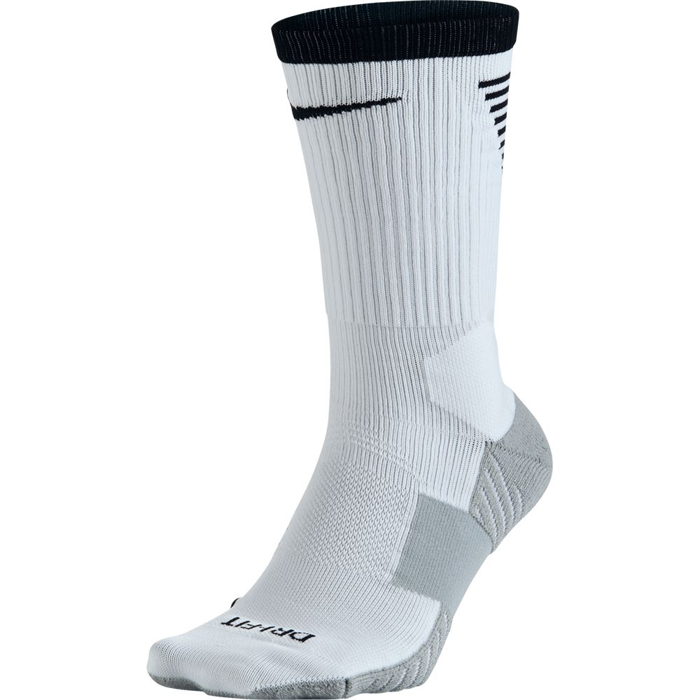 094635f0c8cfde Nike - Dry Squad Crew Football Socks Unisex white black at Sport ...