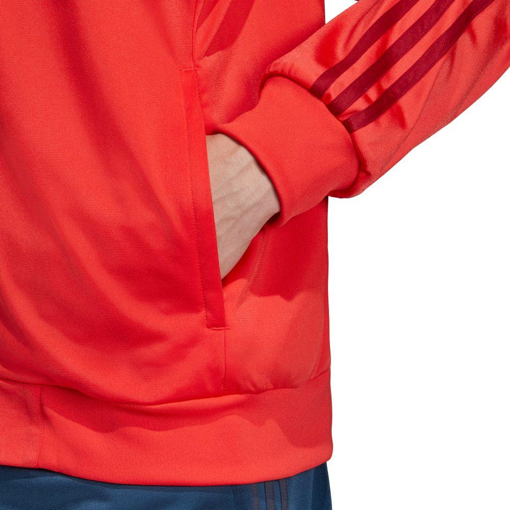 adidas FCB Training Anzug rot at Sport Bittl Shop