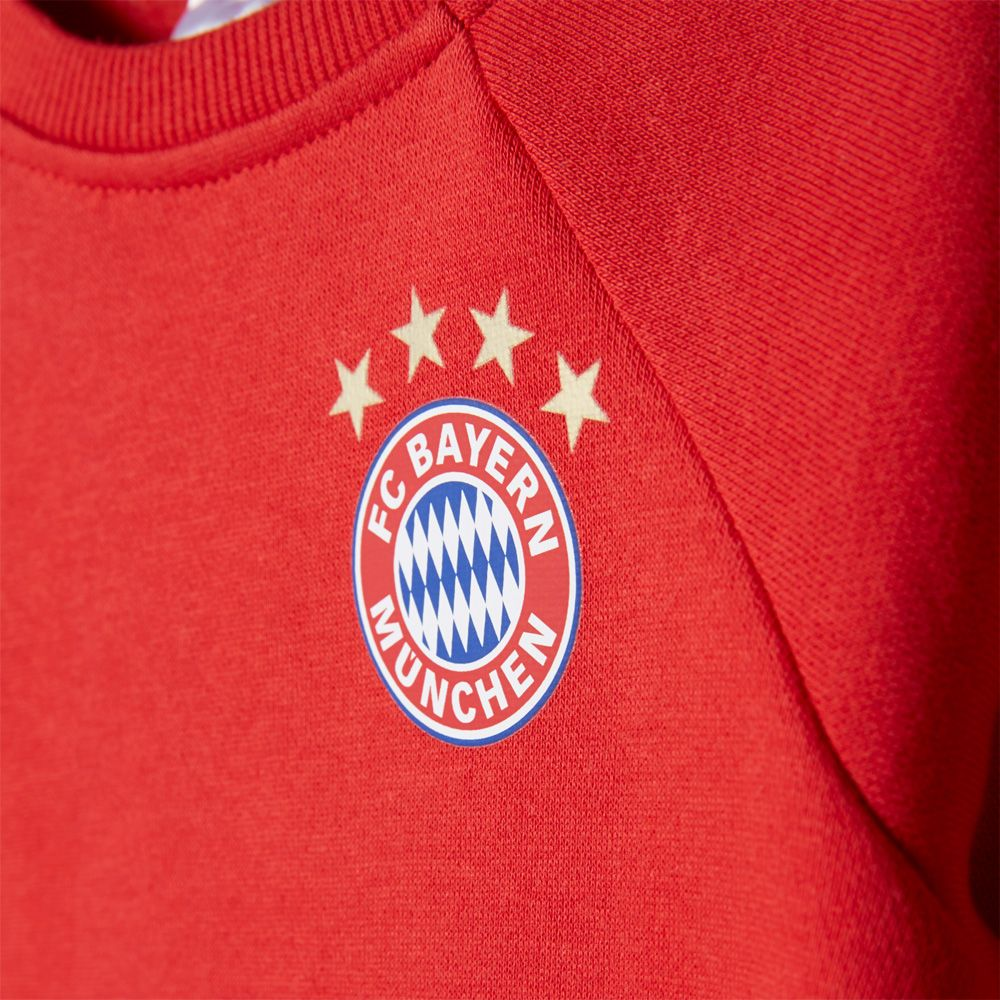 finest selection authentic quality wholesale price adidas - FC Bayern Baby-Jogginganzug rot kaufen im Sport ...