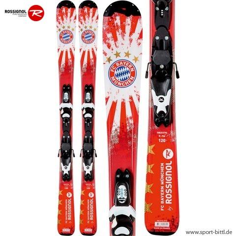 Rossignol Fc Bayern Munchen 130 150cm At Sport Bittl Shop