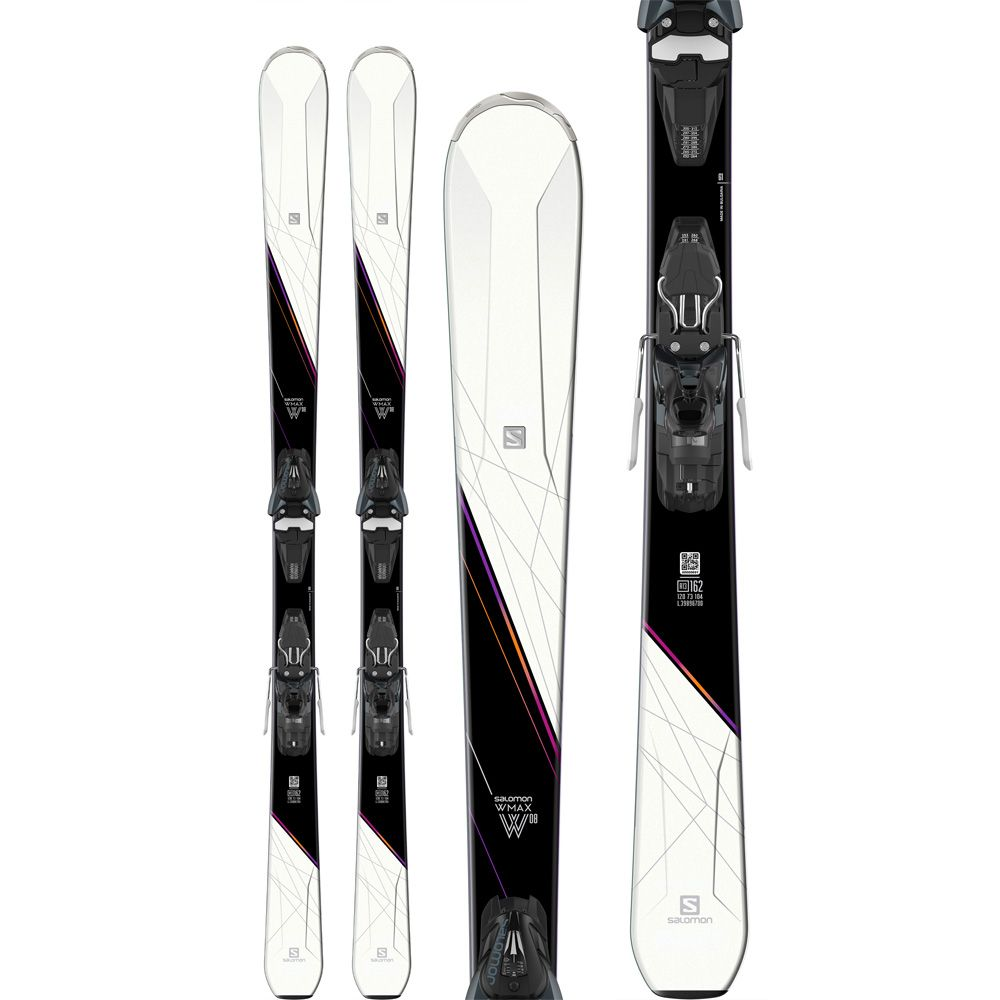 beauty pick up new products Salomon - W-Max 8 17/18 at Sport Bittl Shop