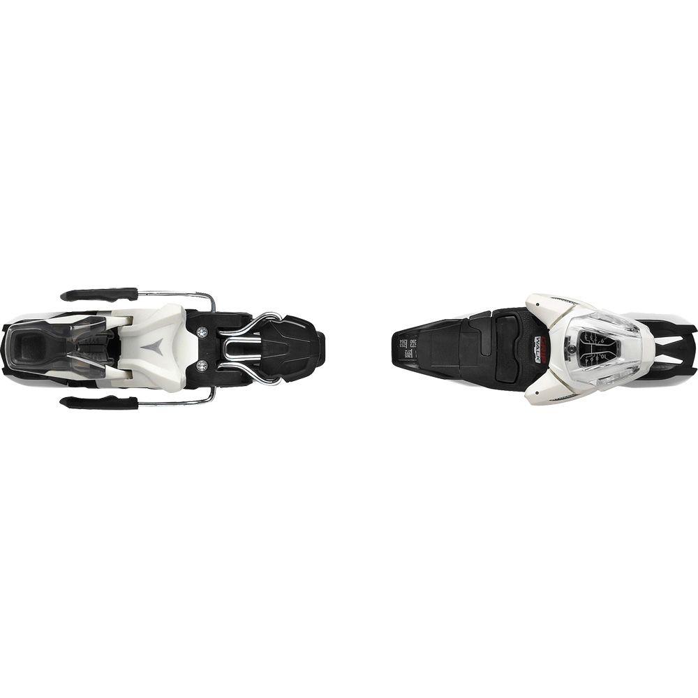 L 10 GripWalk 19/20 weiss schwarz transparent