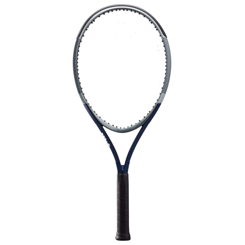 Triad XP3 racket silver darkblue unstrung