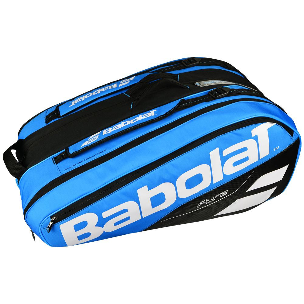blau Babolat Rh X12 Team