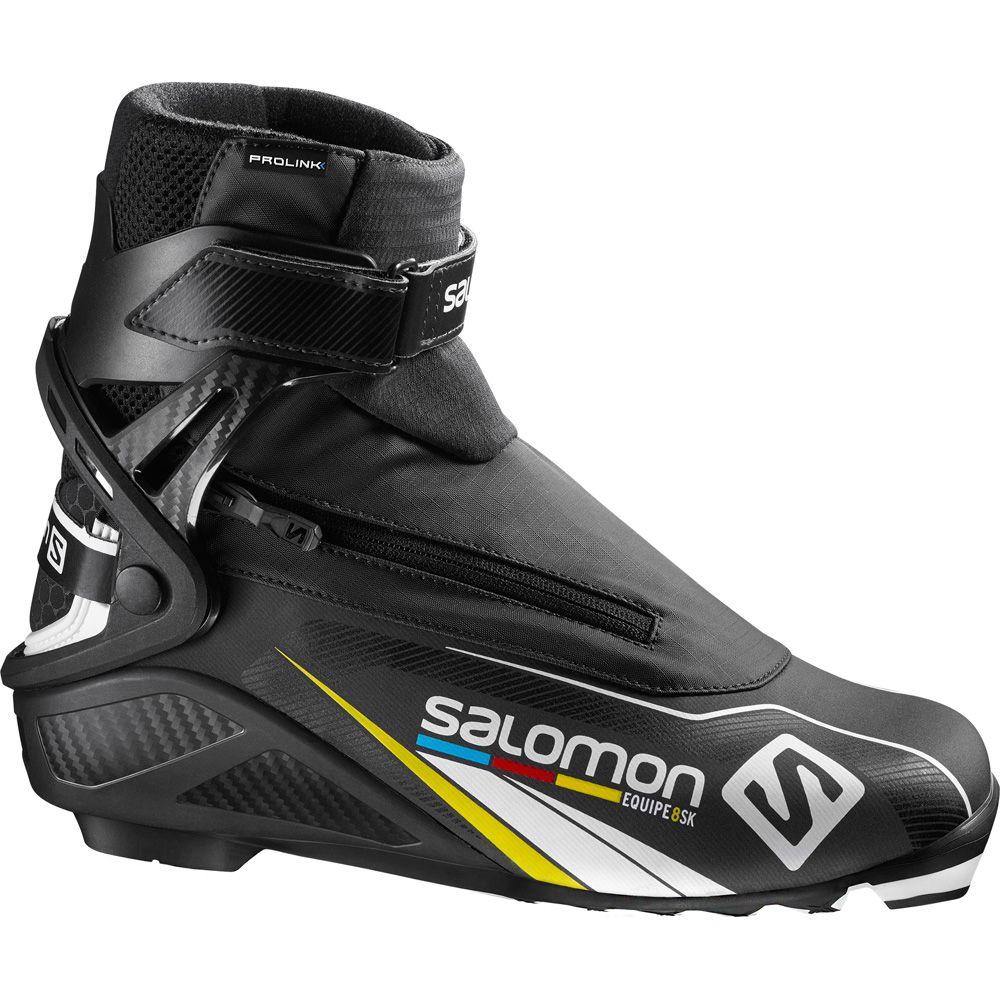 Salomon Equipe 8 Skate Prolink Herren