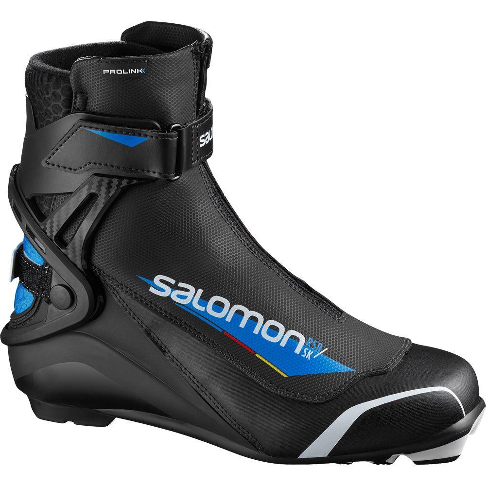Salomon RS 8 Prolink Herren schwarz