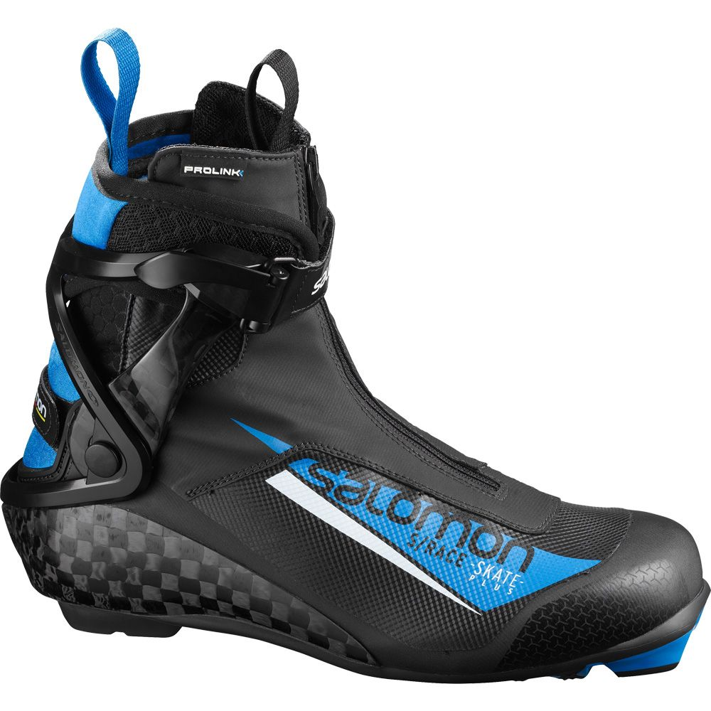 Salomon SRace Skate Plus Prolink Men black