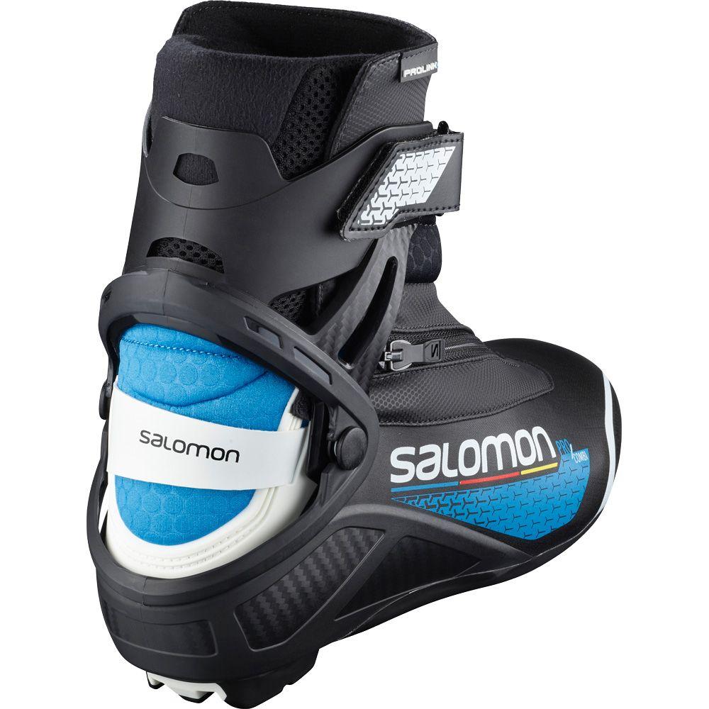Salomon Pro Combi Prolink Men black blue