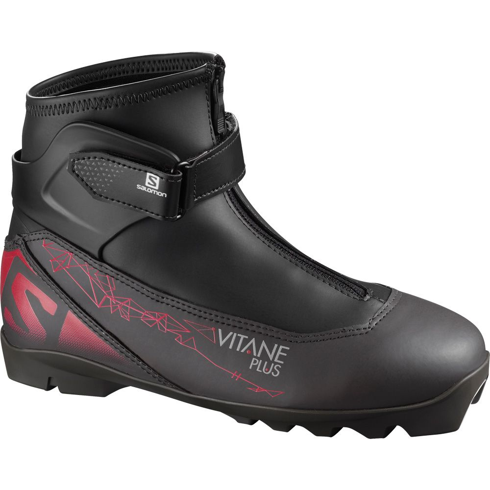 Salomon Vitane Plus Prolink Damen schwarz