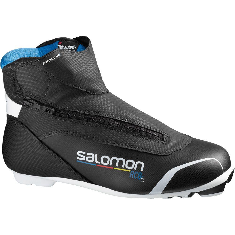 Salomon RC 8 Prolink Herren schwarz