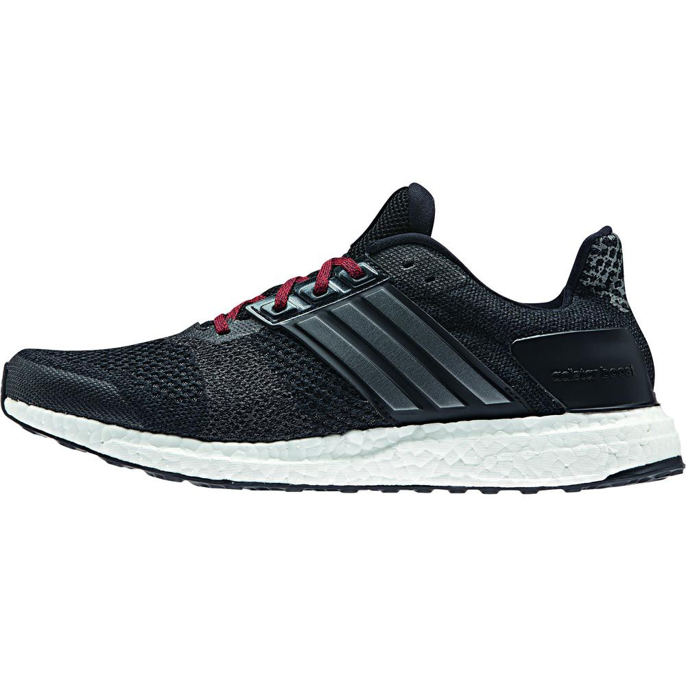 best loved 498bf 0641f adidas Ultra Boost ST Men core black