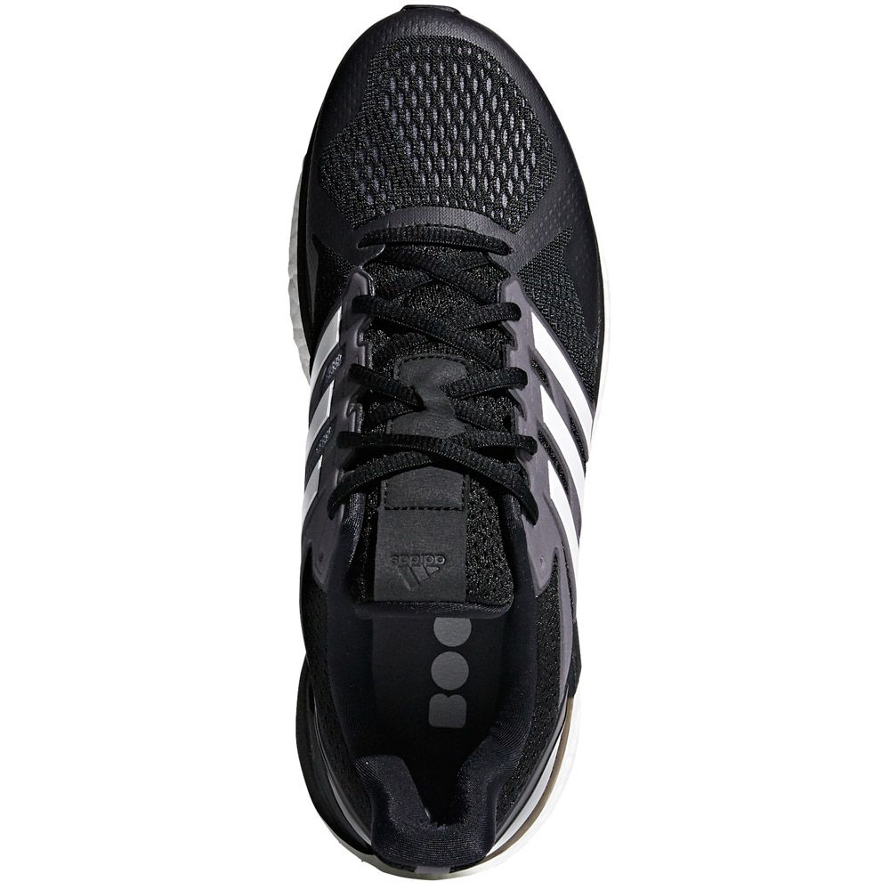 huge selection of 6adcf b4316 Supernova ST Running Shoes Men core black ftwr white grey three