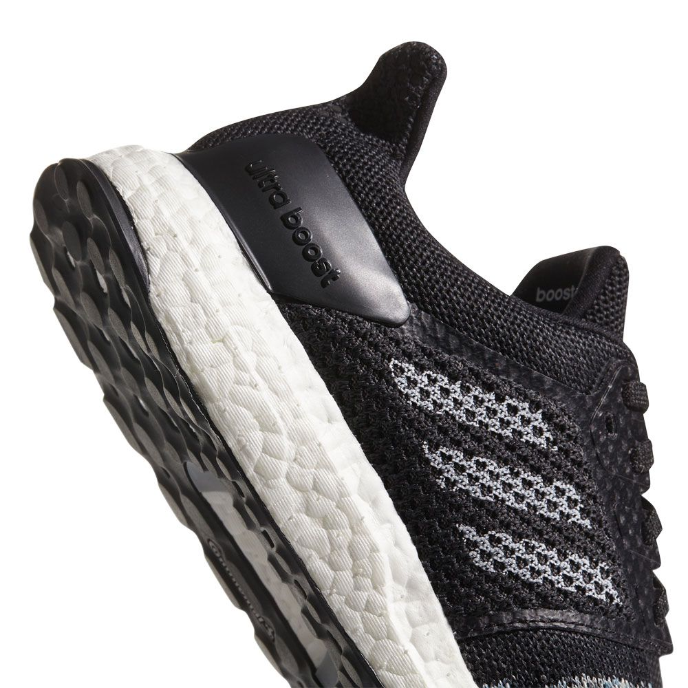 best sneakers 97e4c 71330 Ultra Boost ST running shoes men core black. adidas