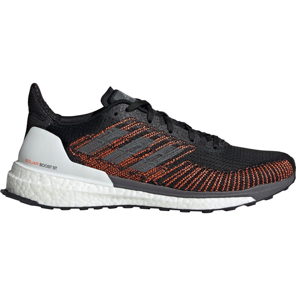 adidas Solar Boost Running Shoes Men core black at Sport