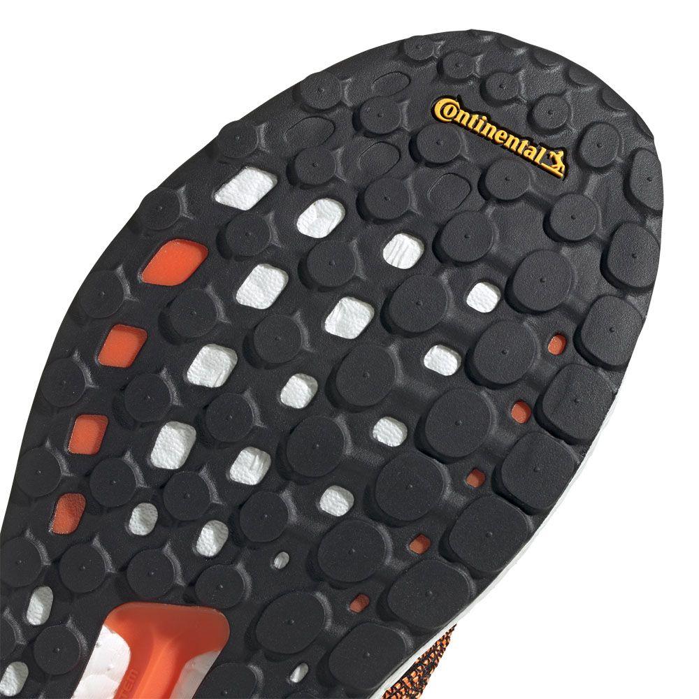 adidas Solarboost ST 19 Laufschuhe Herren core black grey five solar orange