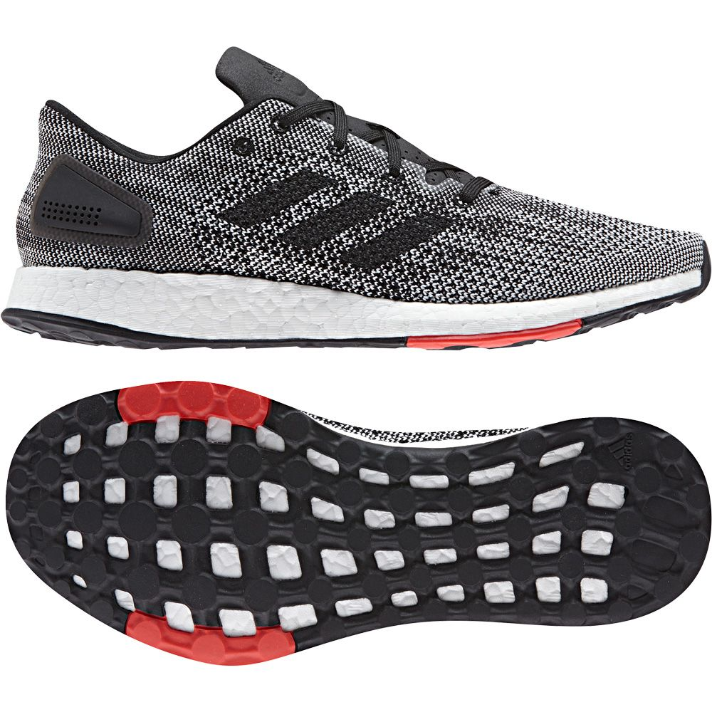 adidas Pure Boost DPR running shoe men black at Sport