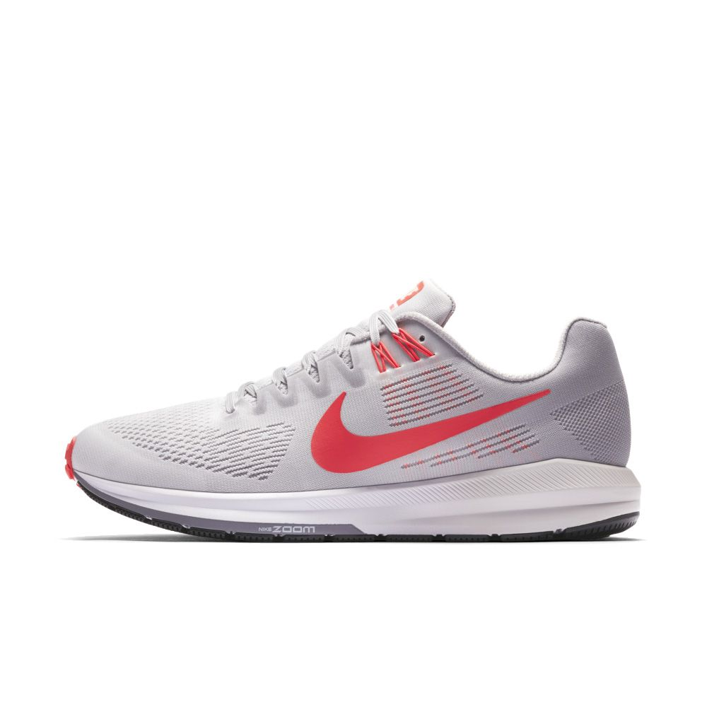 new arrival d84a5 af8ba Nike - Zoom Structure 21 Running Shoe Men grey at Sport ...