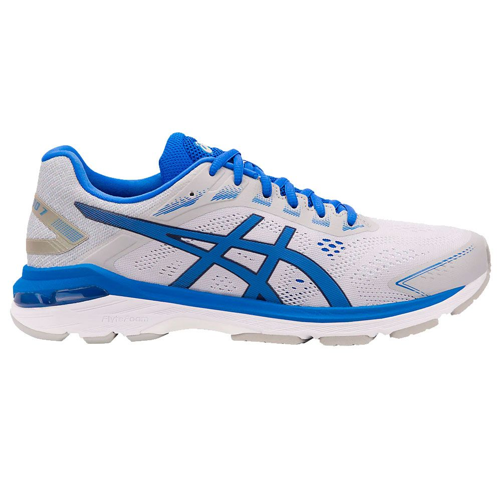 1799f2c125 ASICS - GT-2000 7 Lite-Show Running Shoes Men mid grey illusion blue ...