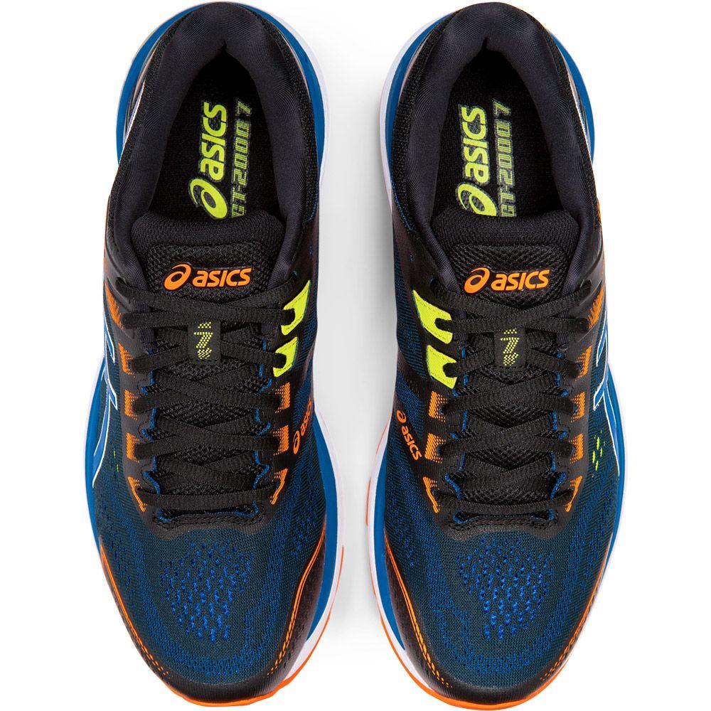 GT-2000 7 Shine Running Shoes Men black