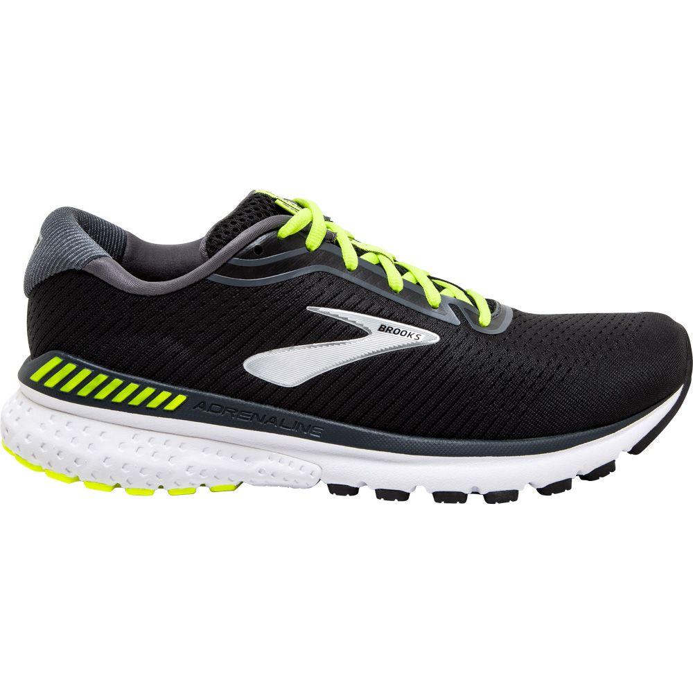 Brooks Adrenaline GTS 20 Running Shoes Men black nightlife white