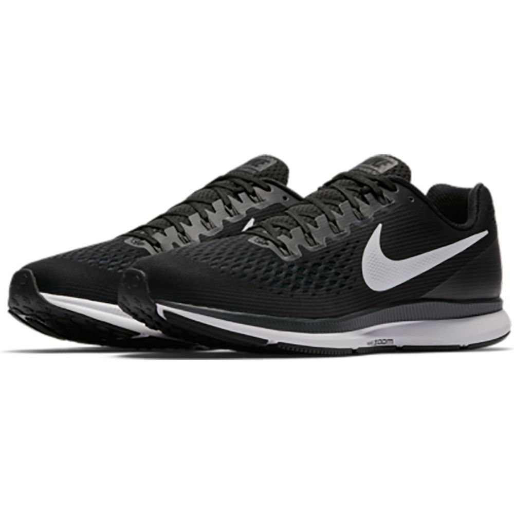 separation shoes e05c8 071fd Nike - Air Zoom Pegasus 34 Running Shoe Men black dark grey ...