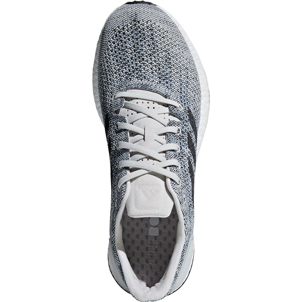 adidas - Pureboost DPR Running Shoes grey one footwear white raw ... c9794ec13b1