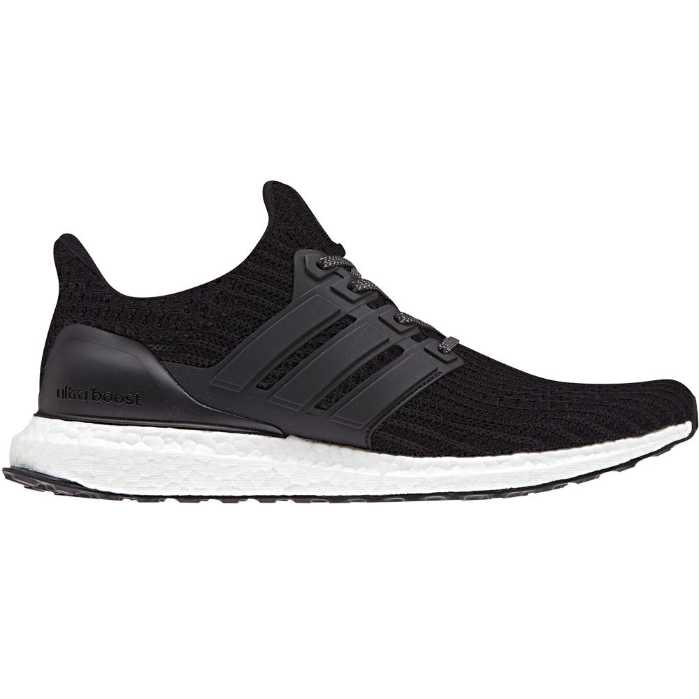 adidas Ultraboost Men's Running Shoes Core BlackActive Red