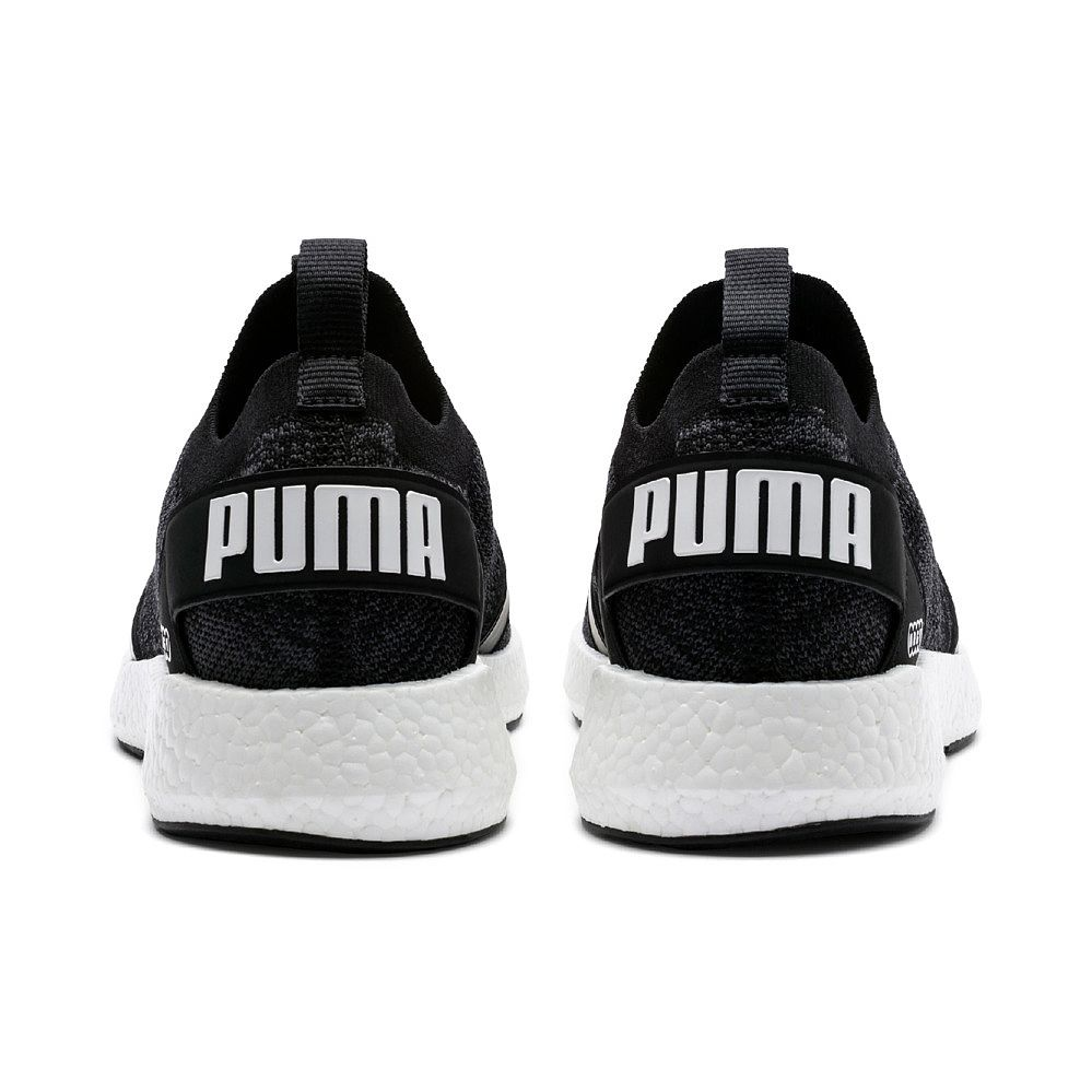 Puma - NRGY Neko Engineer Knit Running Shoes Men puma black iron ... 50b93bd81