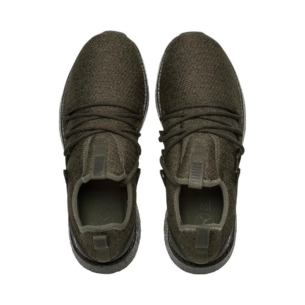1249b3670ebd Puma - NRGY Neko Knit Running Shoes Men forest night puma black at ...