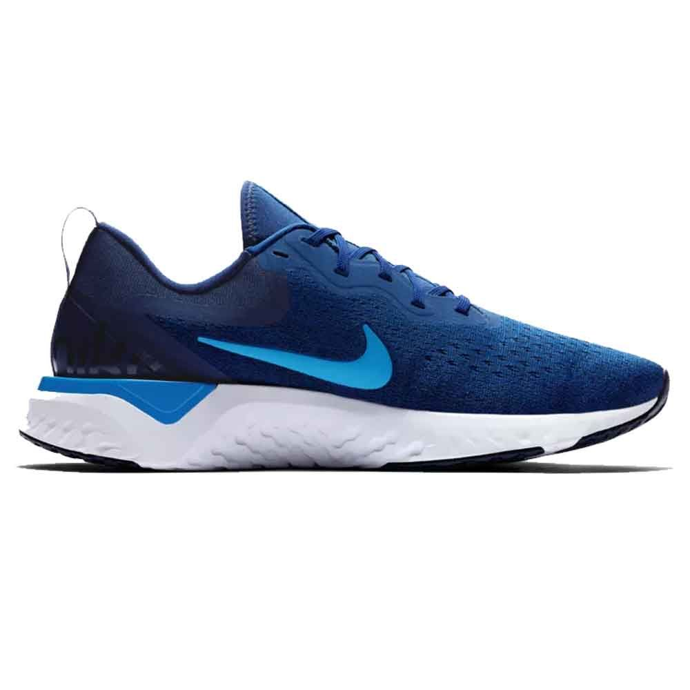 Nike ODYSSEY REACT Laufschuhe Herren wolf grey black dk grey pure platinum im Online Shop von SportScheck kaufen