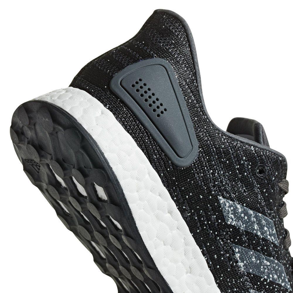 adidas PureBoost DPR Running Shoes Men grey six grey one raw white