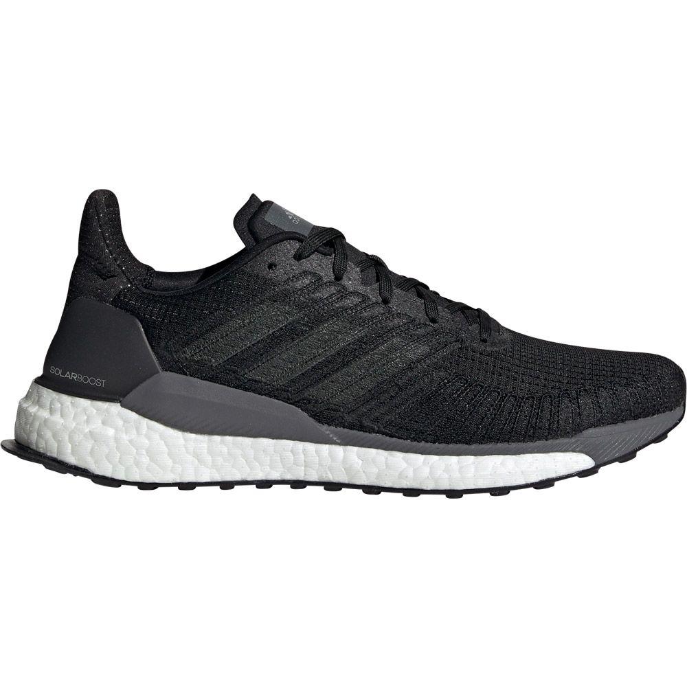 Herren Laufschuhe adidas Solar Boost 19 Black |