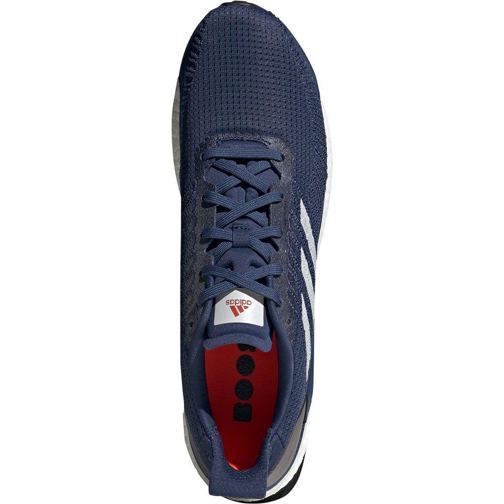 adidas Solar Boost 19 Tech IndigoDash GreySolar Red