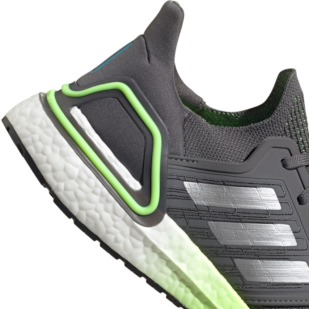 adidas Ultraboost 20 Running Shoes Men grey five silver