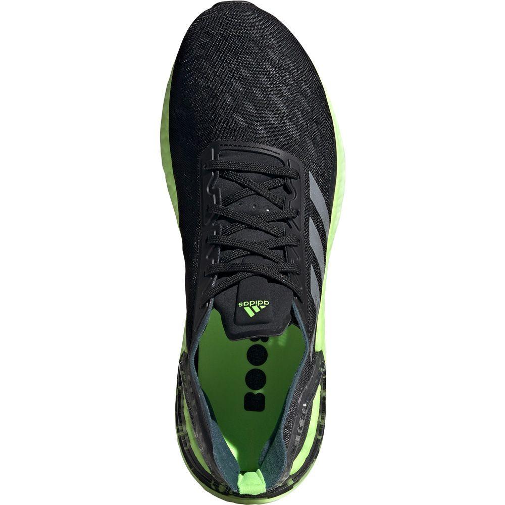 adidas Ultraboost PB Running Shoes Men core black silver