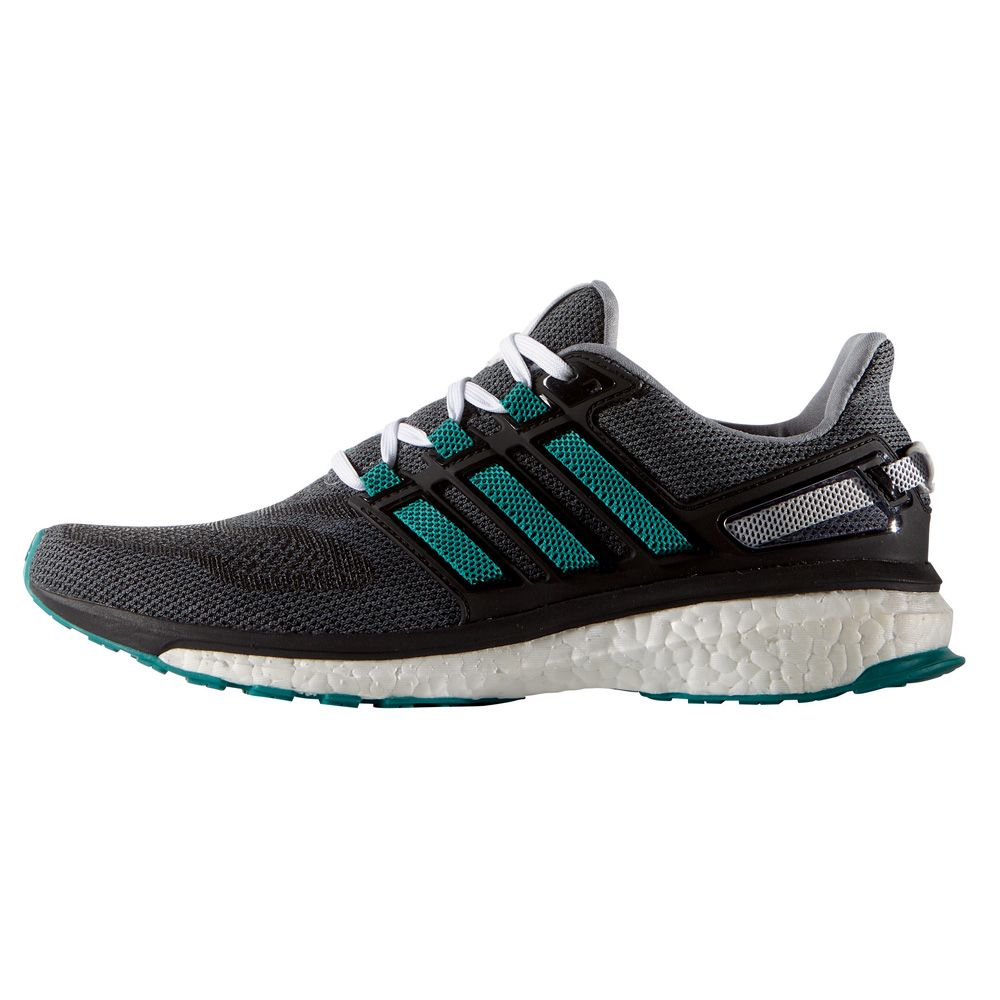 newest 38e8b 6ee8e adidas Energy Boost 3 running Men grey core black