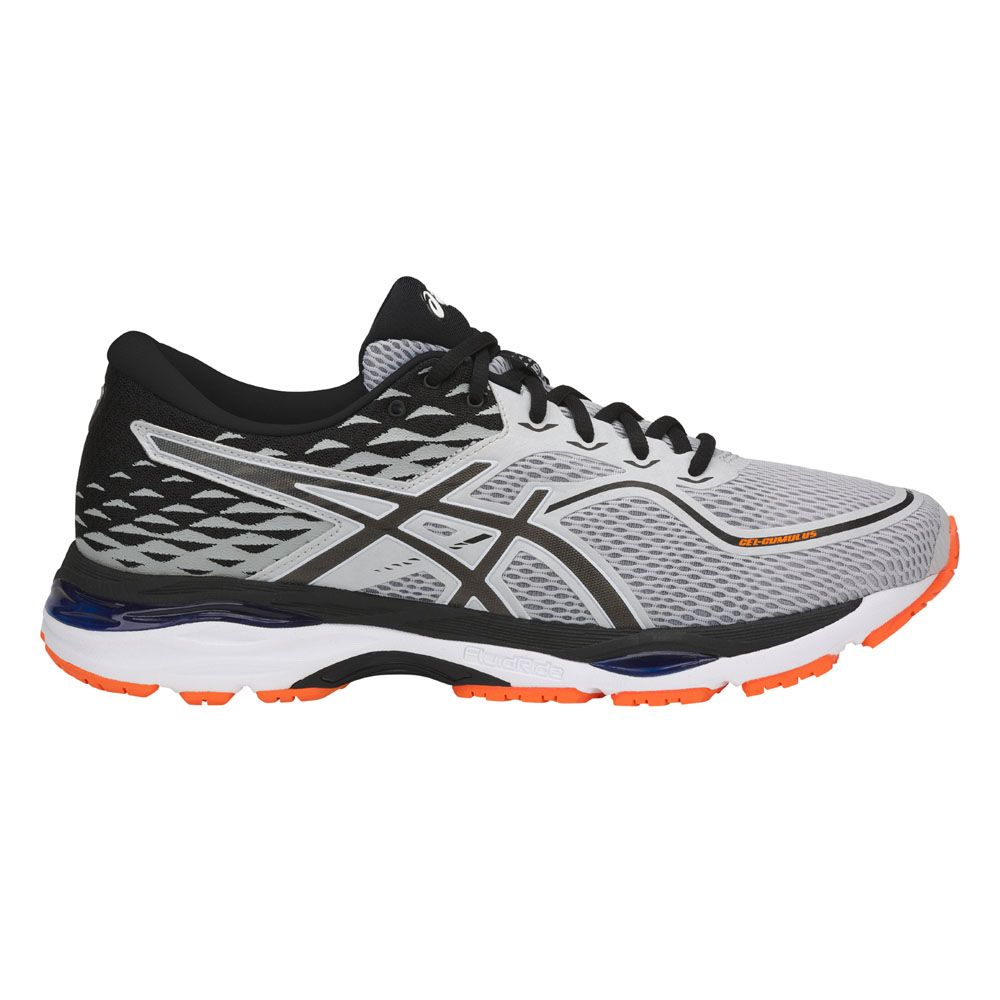 25956decab113a ASICS - Gel-Cumulus 19 running shoes men grey white at Sport Bittl Shop
