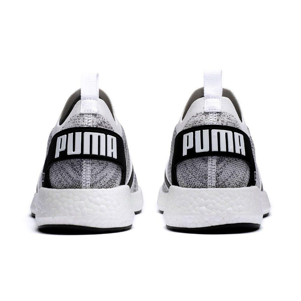 Puma NRGY Neko Engineer Knit Laufschuhe Herren puma white
