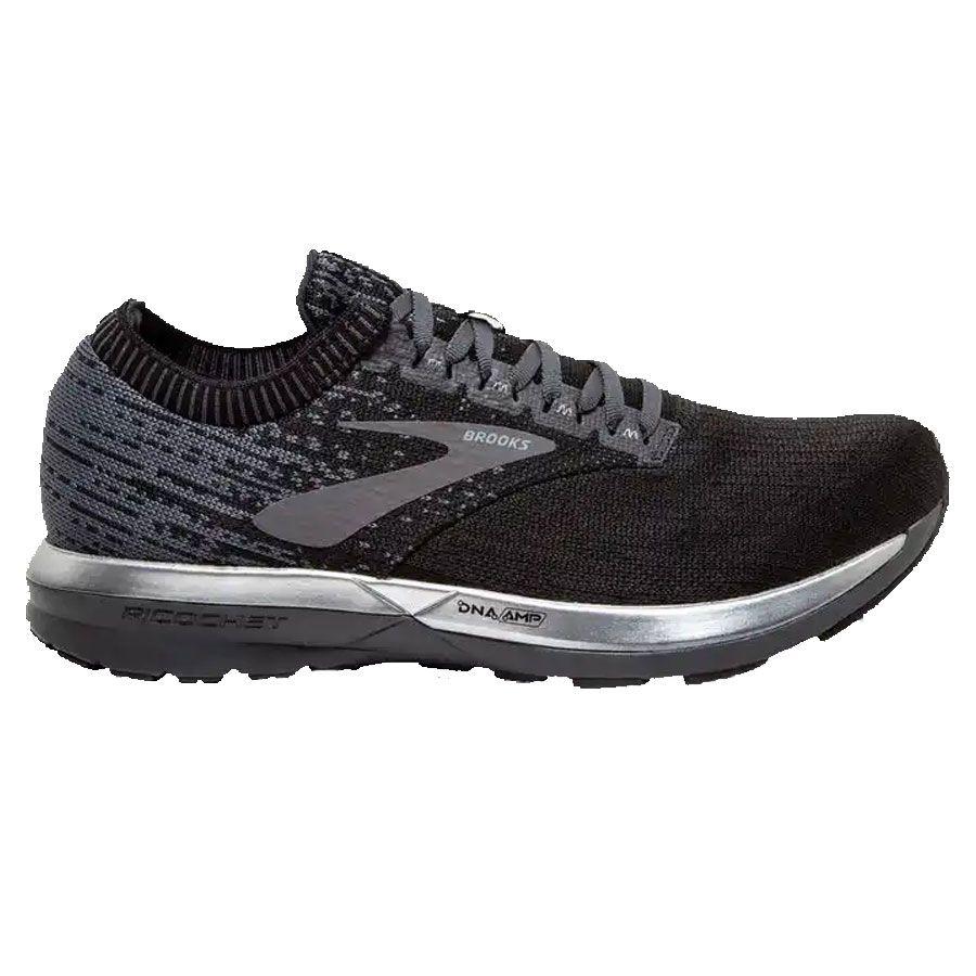 Ricochet Running Shoes Men black ebony